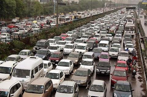 Rukhyah Solat Di Dalam Kenderaan Akibat Kesesakan Jalanraya