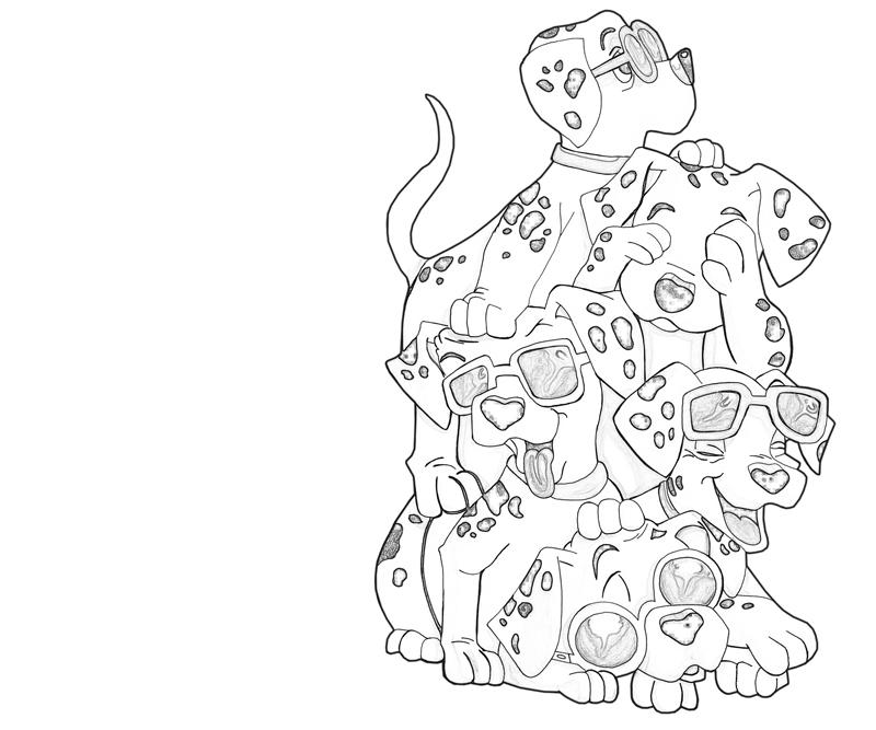 patch-and-friends-coloring-pages