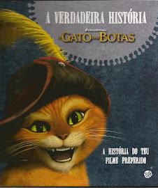 A VERDADEIRA HISTÓRIA  DO GATO DAS BOTAS