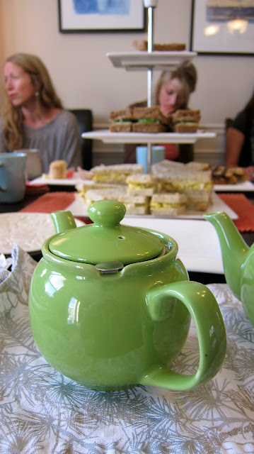 Building Community With Tea Scones