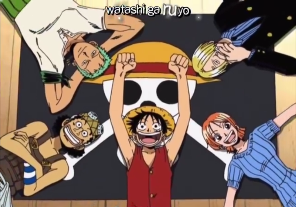 Download Lagu One Piece Ending 3 Watashi Ga Iru Yo