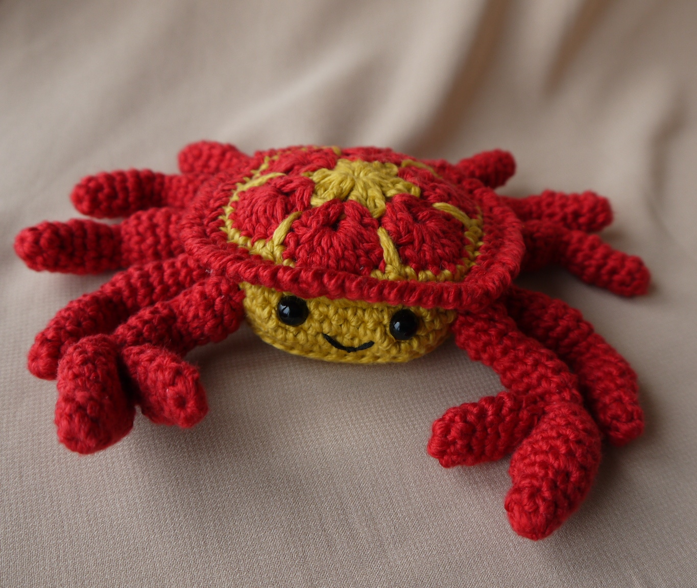 Is it a toy: Cedric Crab