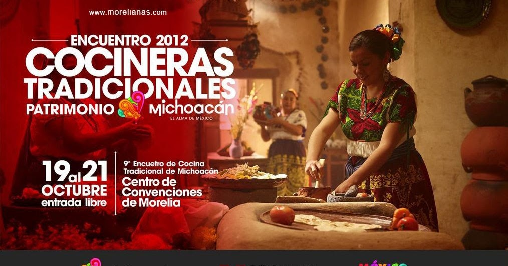 Jaime ramos m ndez cocina t pica mexicana con el for Comida tradicional definicion