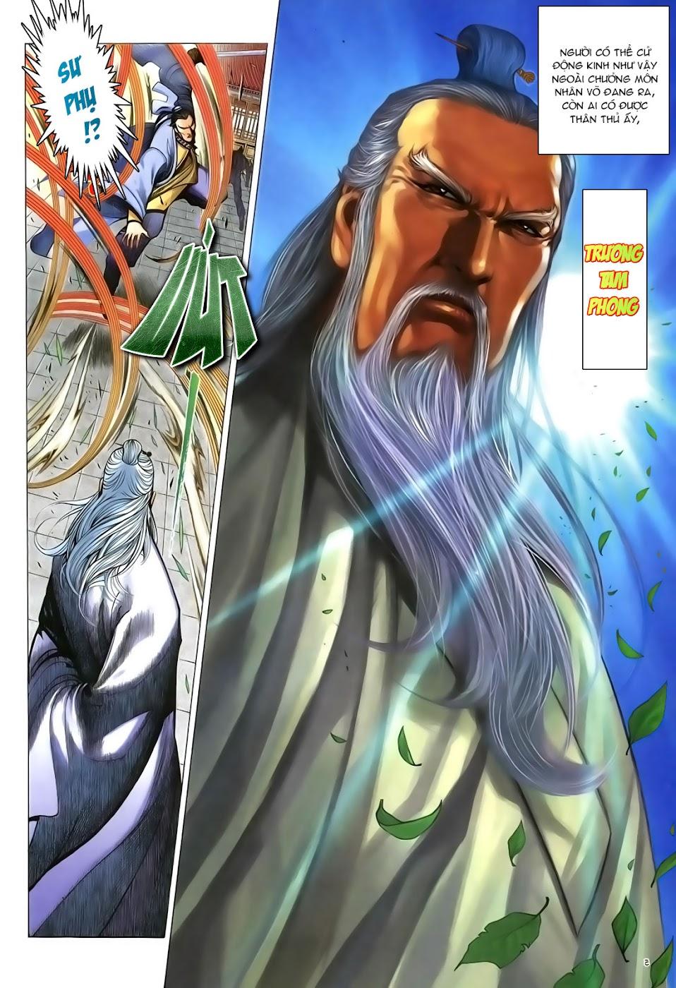 Ỷ Thiên Đồ Long Ký Chap 95 - Next Chap 96 image 5