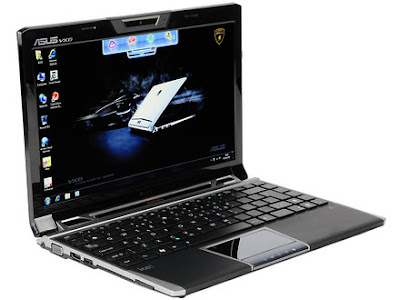 Notebook ASUS Eee PC  VX6 Lamborgini