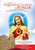 FESTA DO CORAÇÃO DE JESUS