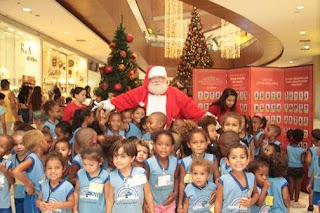 Padrinhos de Natal beneficia mais de 300 crianças