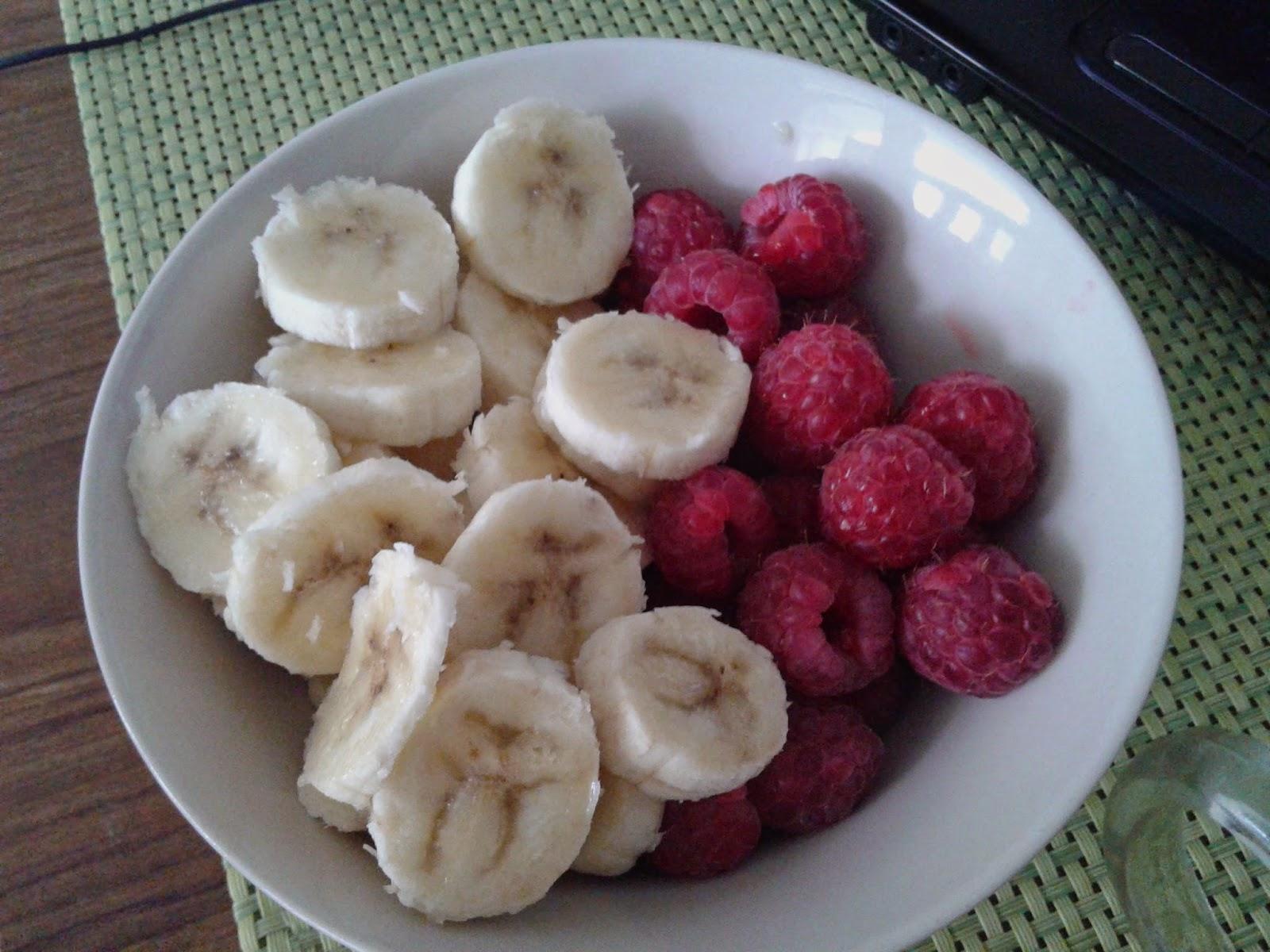 owoce, fruits, II śniadanie, zdrowo, przepis, pomysł,