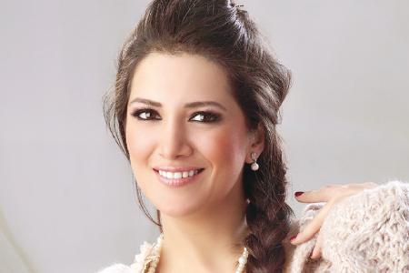 Asala nasri daughter wedding