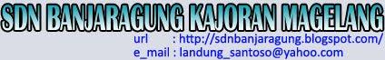 SDN Banjaragung Kajoran Magelang