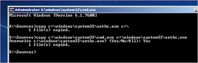 أفضل طريقة لتغيير كلمة السر الخاصة بالوندوز نسيانها فقدتها, 2013 image3.png