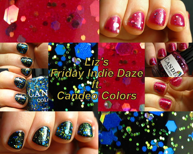 L O Z L O S A: Liz's Friday Indie Daze featuring Candeo Colors