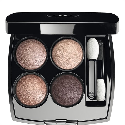 Chanel Les 4 Ombres Multi-Effecr Quadra Eyeshadow in Tissé Rivoli