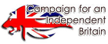 Campaign For An Independent Britain