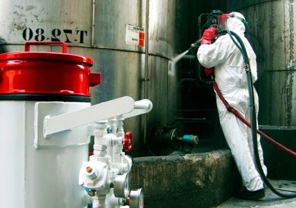 limpieza industrial en alimentacion