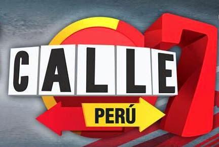 Calle 7 Peru – Programa Martes 15-07-14