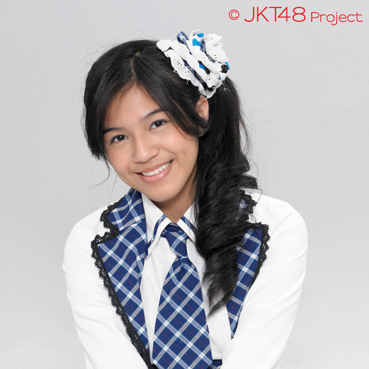 15) Gabriela Margareth Warouw @Gaby JKT48 followers 58,140