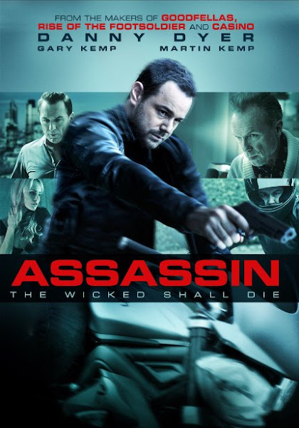 Poster Of Assassin 2015 720p English BRRip Full Movie Download