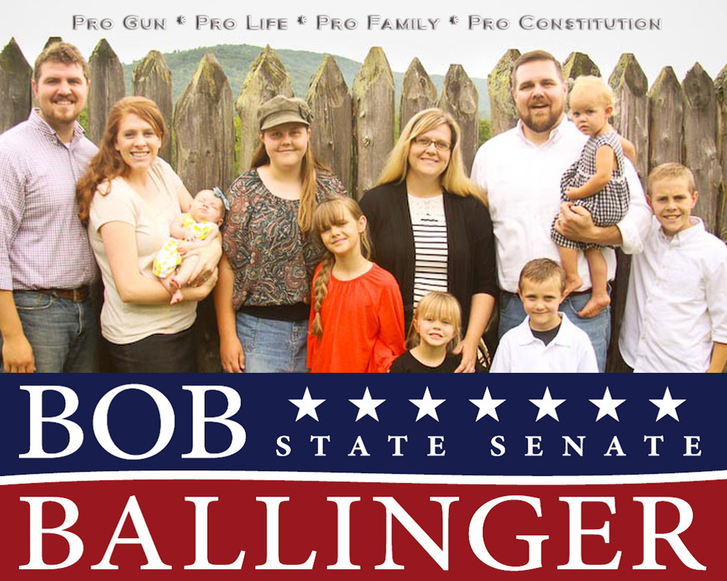 Bob Ballinger for Senate