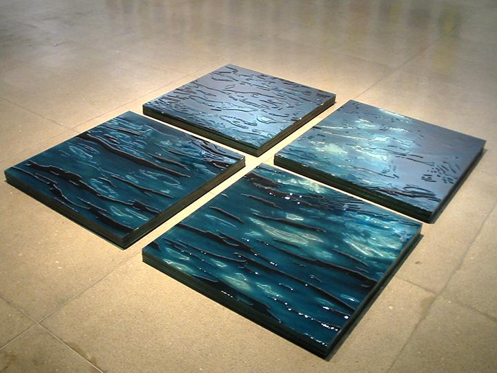 Interviews swab art fair for Estanque reflectante