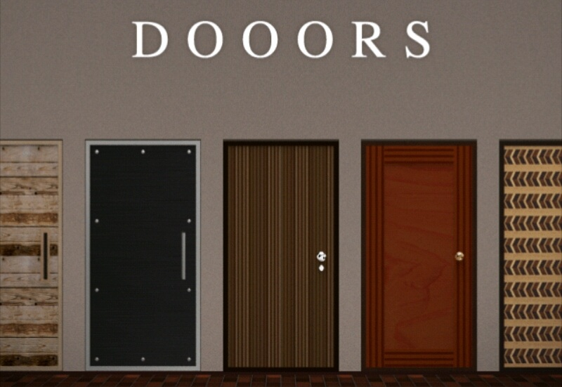 Walkthrough and solution for doors 1 to 10 & Solved: 100 Dooors! Walkthrough and solution for doors 1 to 10