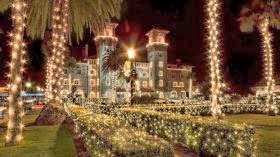 St. Augustine named Twinkliest Town by Every Day with Rachael Ray magazine | StAugustine.com 3  1+nights+of+lights 0 St. Francis Inn St. Augustine Bed and Breakfast