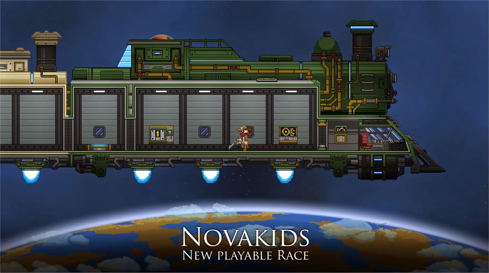 Starbound Novakids