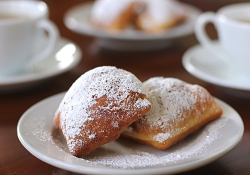 The Galley Gourmet: Homemade Beignets