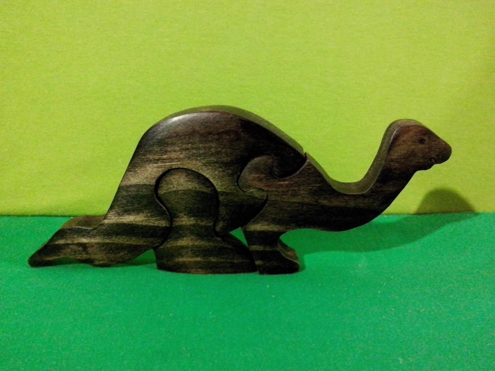 artesanato escultura de encaixe madeira