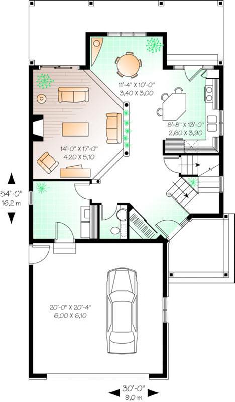 desain rumah griya indonesia desain rumah apik dua
