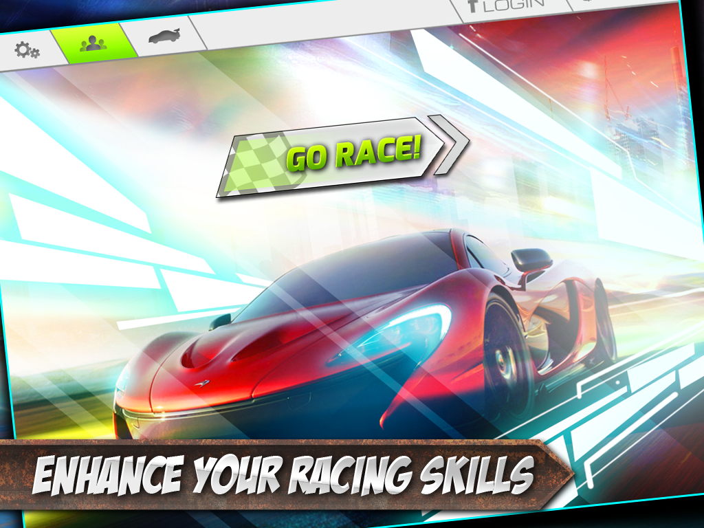 Speed X Extreme 3D Car Racing v1.5 APK [Ad-free/Mod Money]