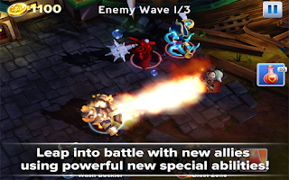 Skylanders Battlegrounds™ v1.2.1 Apk Downloads