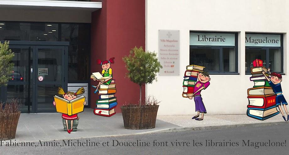 les libraires de Maguelone