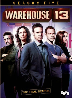 Warehouse 13 - 5.01 - Endless Terror - Preview