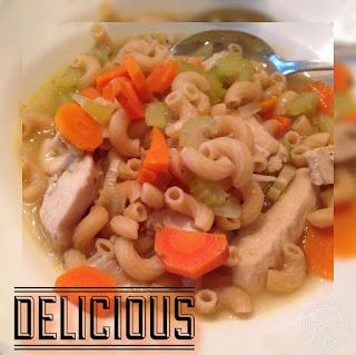 www.alysonhorcher.com, alysonhorcher@gmail.com, easy chicken noodle soup, clean chicken noodle soup, healthy chicken noodle soup, soup kids will eat, fixate recipes
