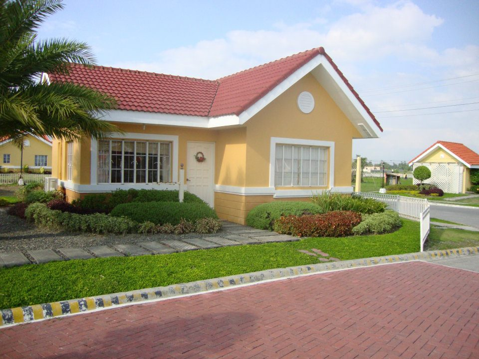 Model houses design in the philippines