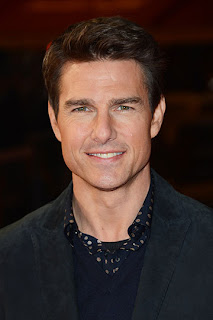 Tom Cruise bought and crashed his first motorcycle at the age of 10