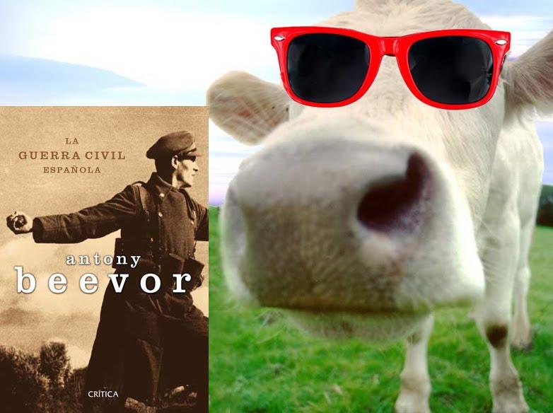 Guerra Civil Española - Explicación política con vacas