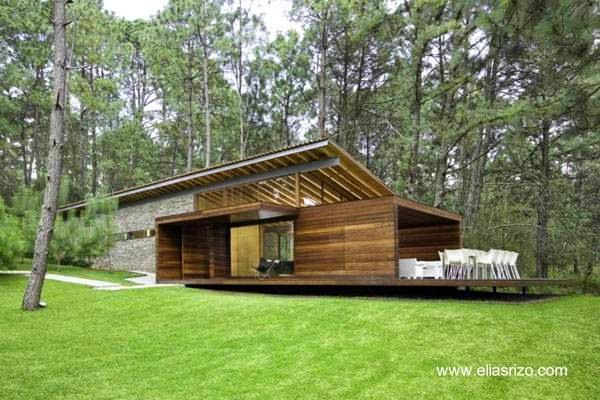 Arquitectura arquitectura campestre for Casa estilo campo moderno