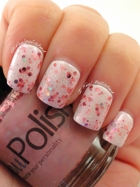 You Polish Pink is the Color of Life