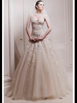مراد - فساتين زفاف زهير مراد 2012 Zuhair-murad-bridal-spring-2012-12