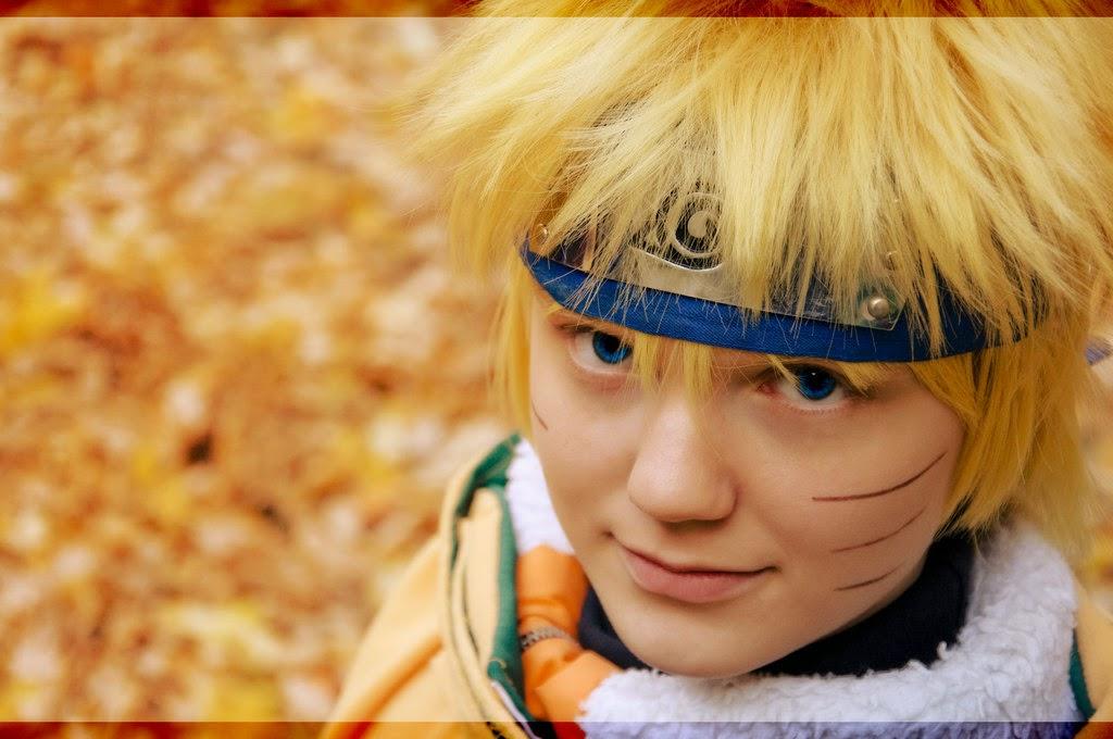Naruto Uzumaki Cosplay