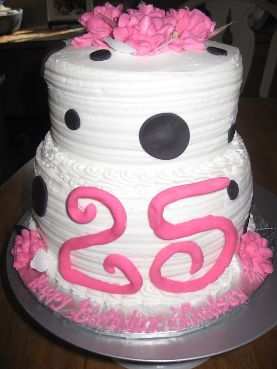 Lindsay is 25!