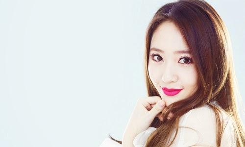 Krystal Jung f(x) Kissable Lips