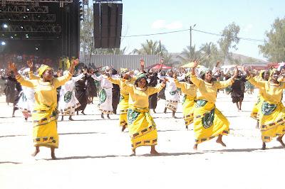 dança tufu