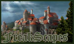 FreakScapes: paisajes increíbles con un toque friki