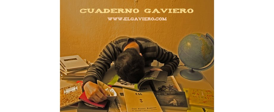 cuaderno gaviero