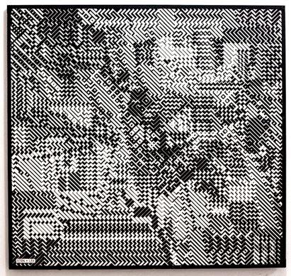 Sten Lex y la geometría de Monte Albán