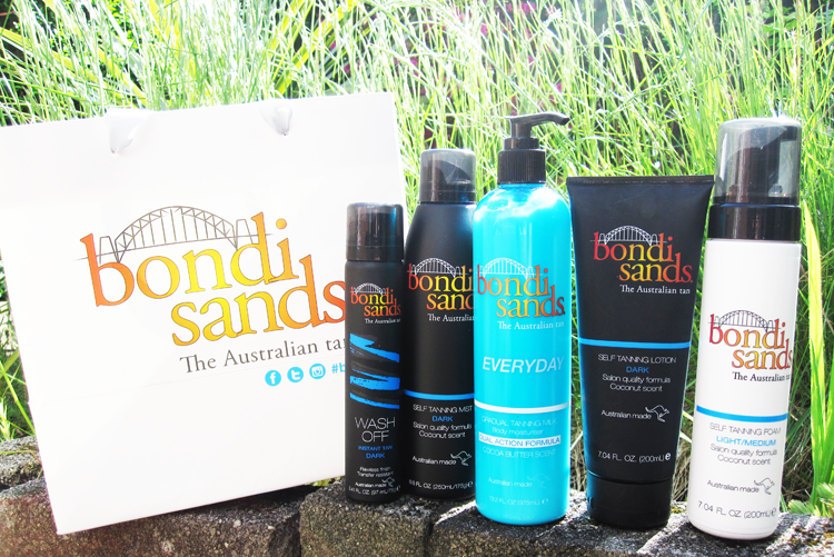 Bondi Sands - Self Tanning Lotion, Mist, Wash Off, Foam and Gradual Tanning Milk review