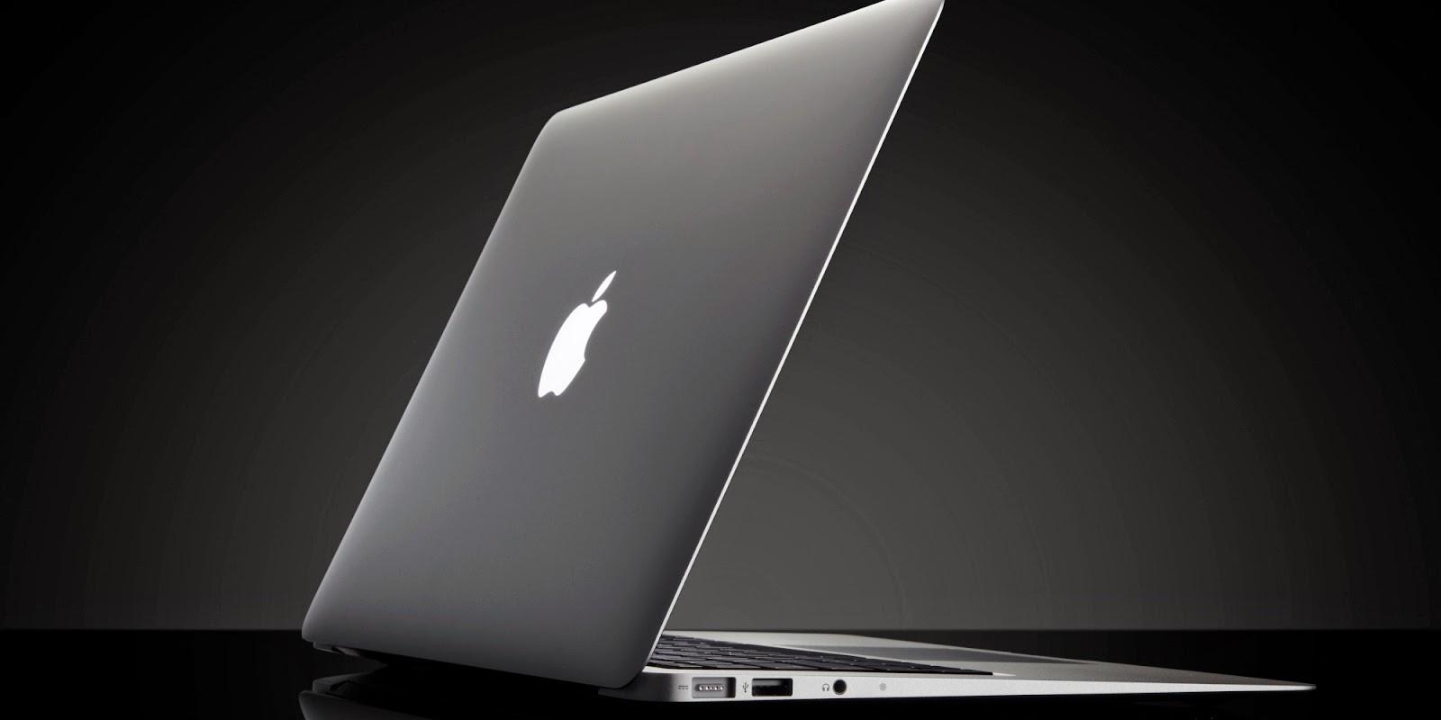 Apple's macbook air 13